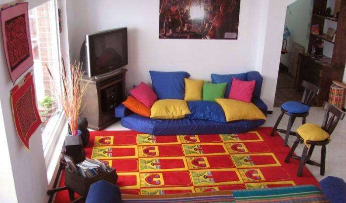 Search availability for the best youth hostels in Bogota