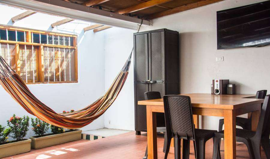 Hostels and backpackers in Cartagena